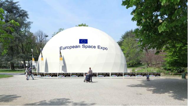 European Space Expo, Milan